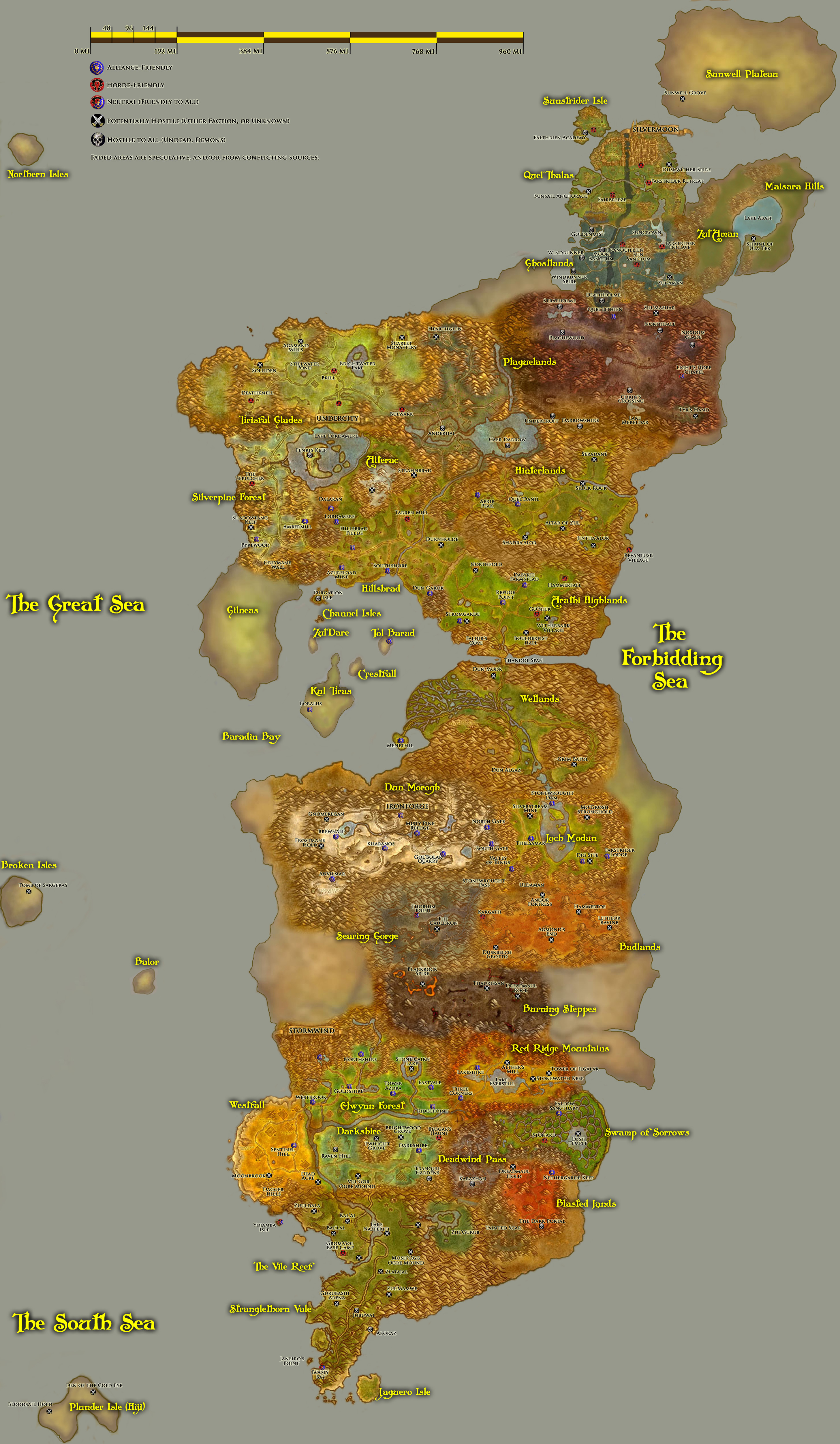 how to make frozen throne maps